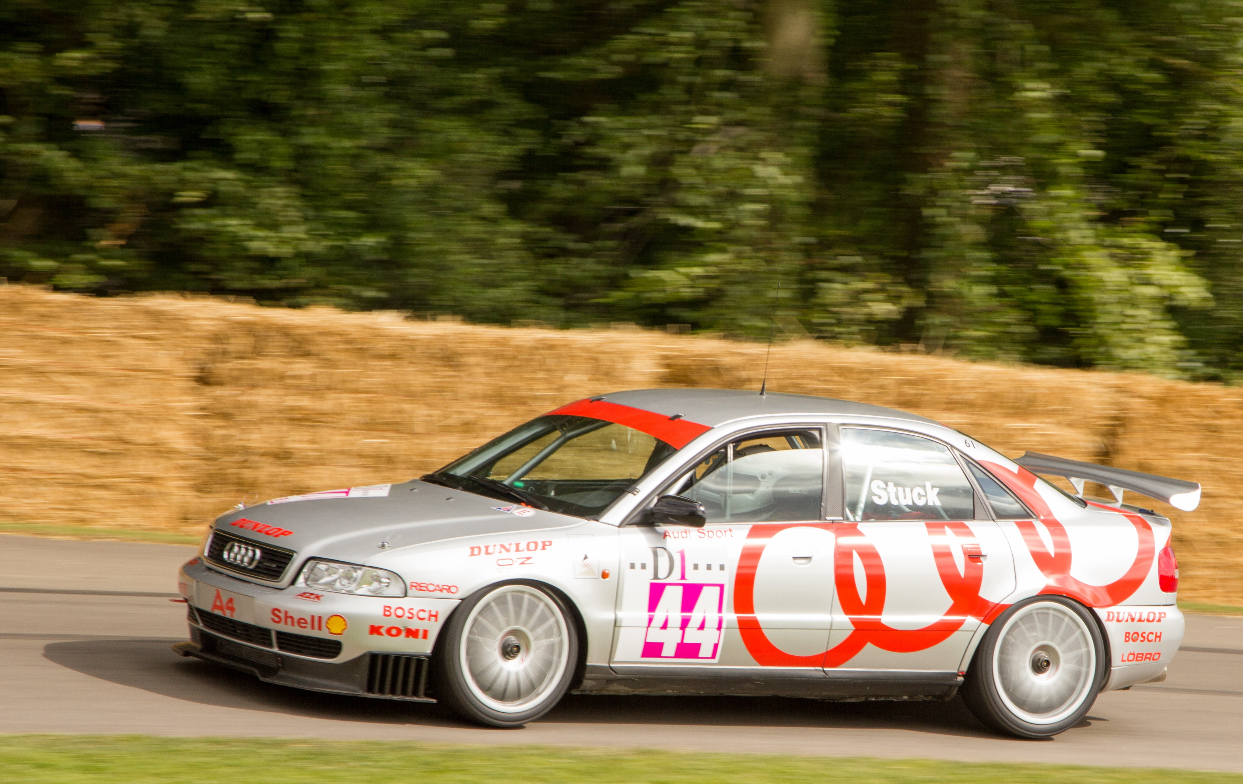 File Audi A4 Quattro Stw At Goodwood 2014 002 Jpg