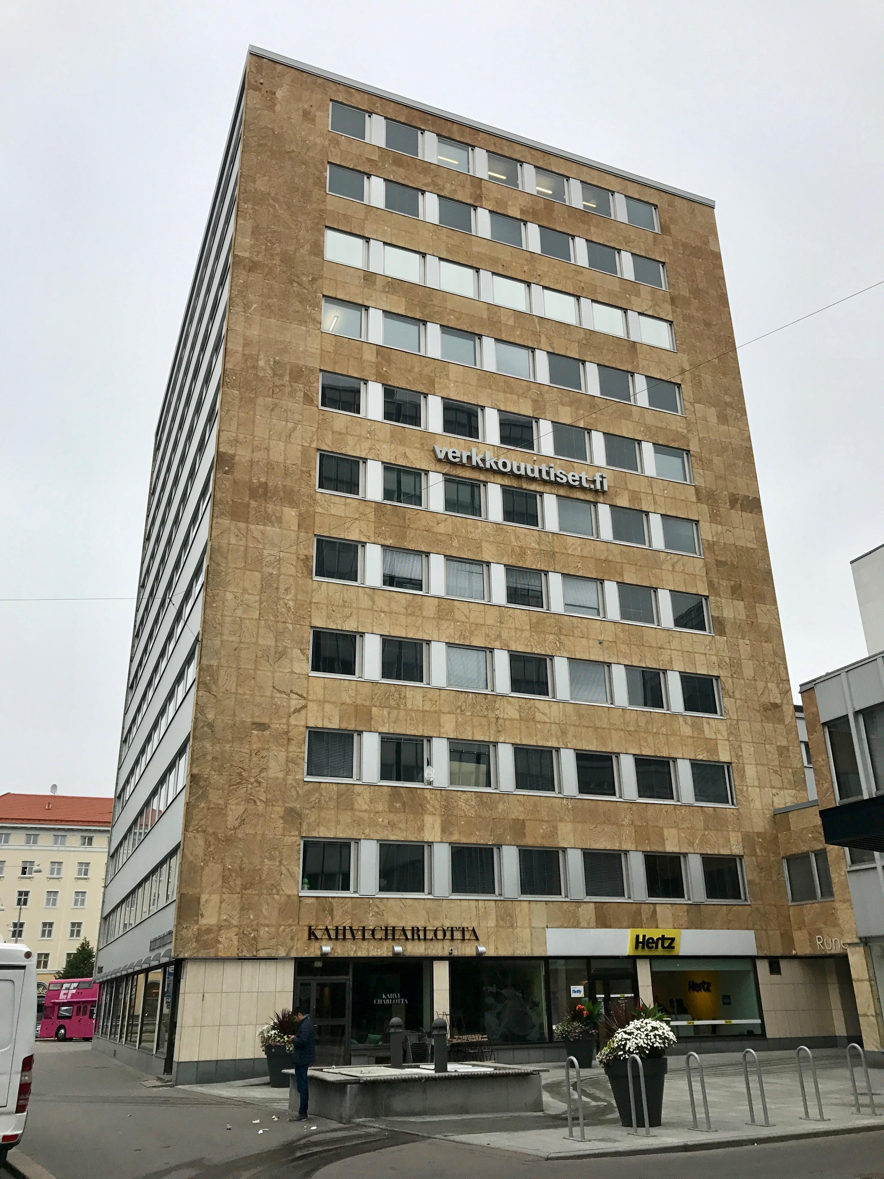 Runeberginkatu 4