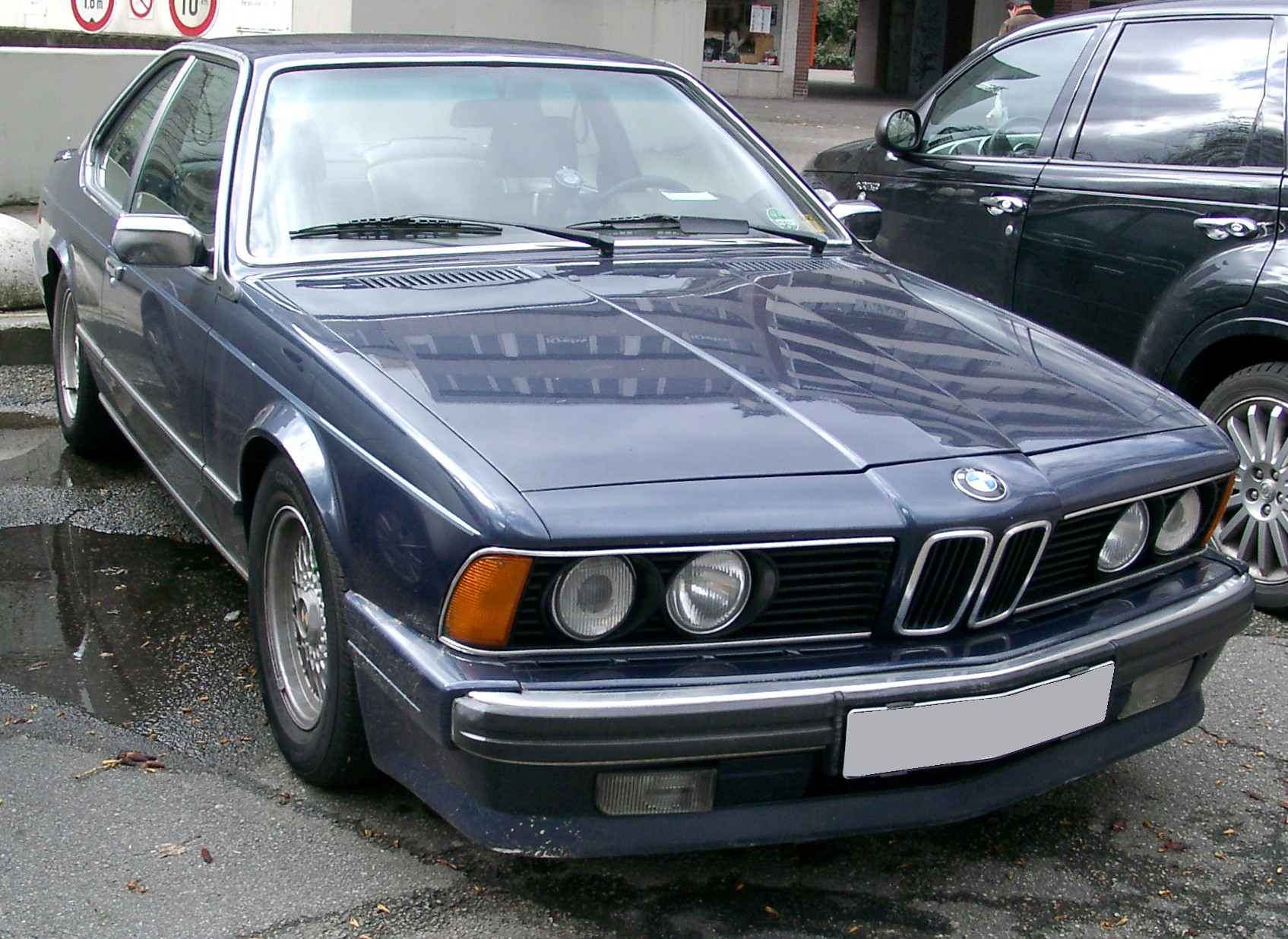 Bmw E24 Wikipedia Autos Post