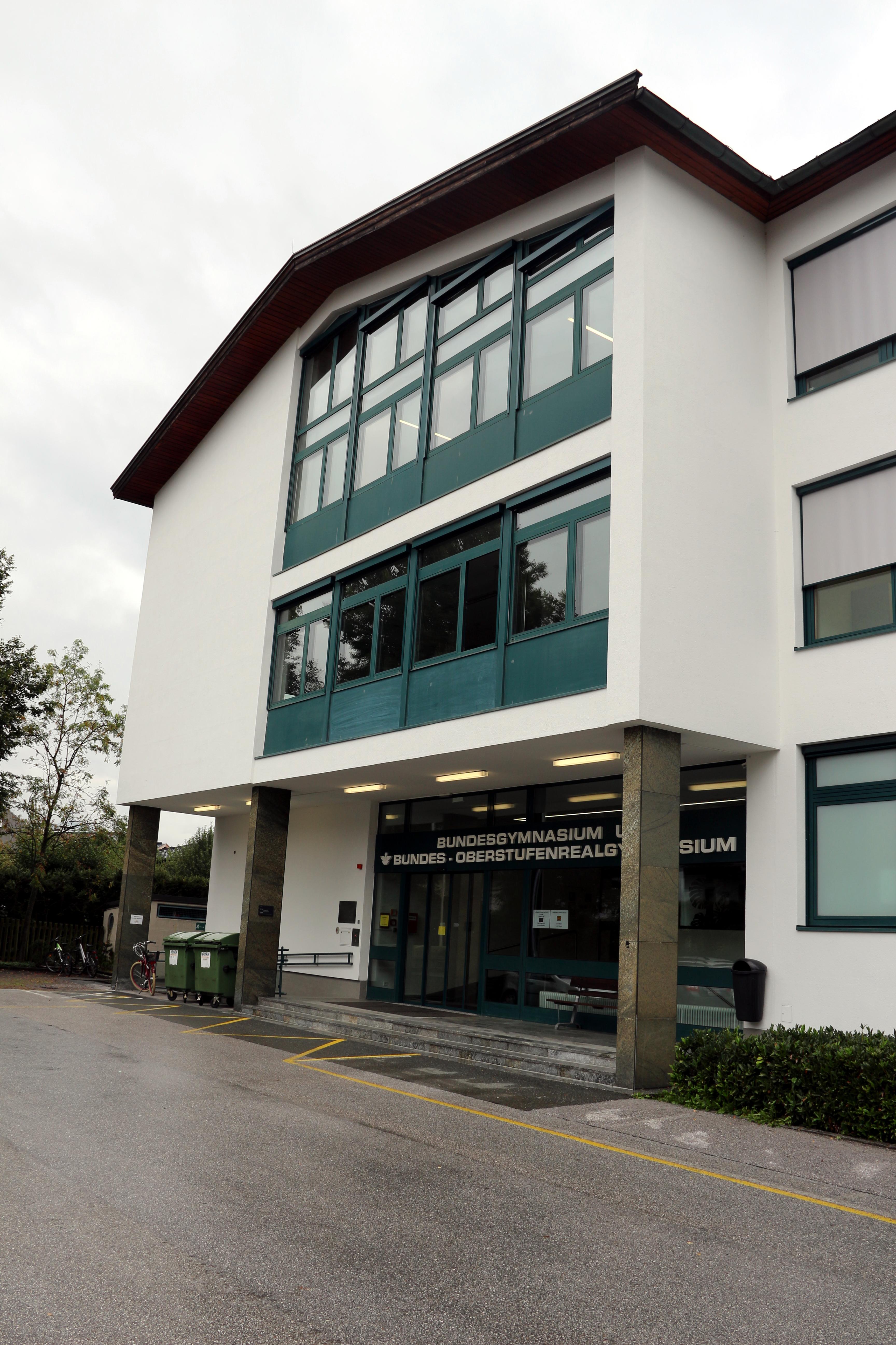 Bundesgymnasium und Bundesoberstufenrealgymnasium St. Johann in Tirol