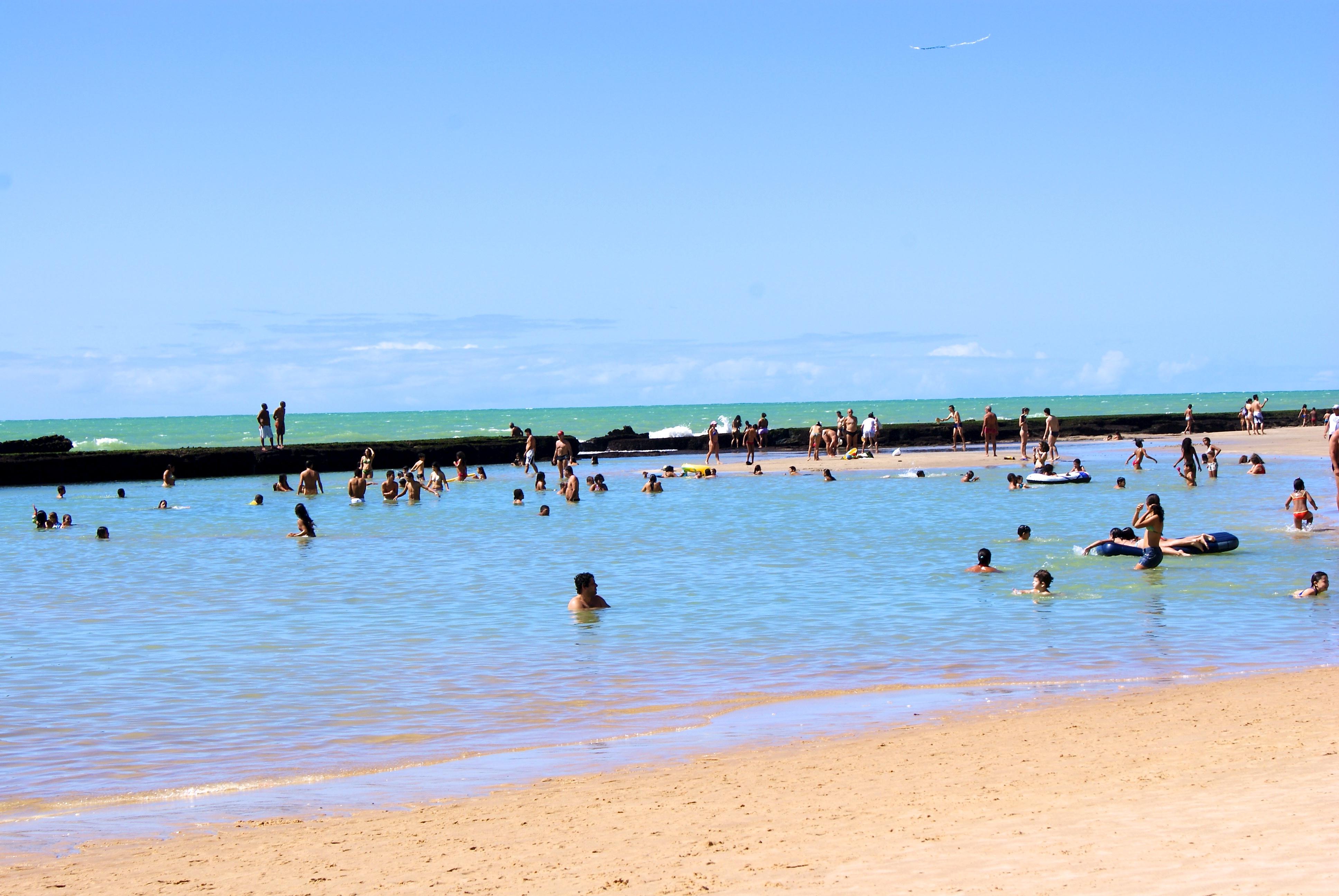 Excepcional File:Barreira de recifes da Praia de Boa Viagem - Recife  US66