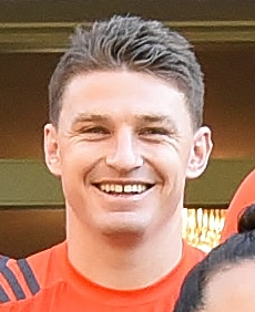 Beauden Barrett New Zealand rugby union player