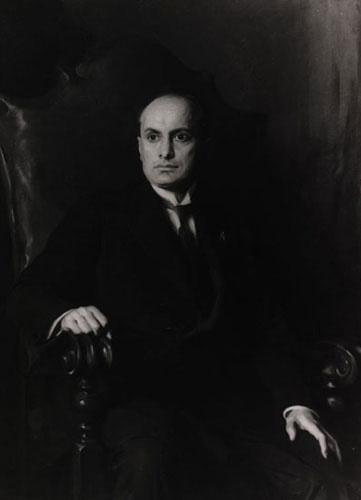 il Duce Mussolini