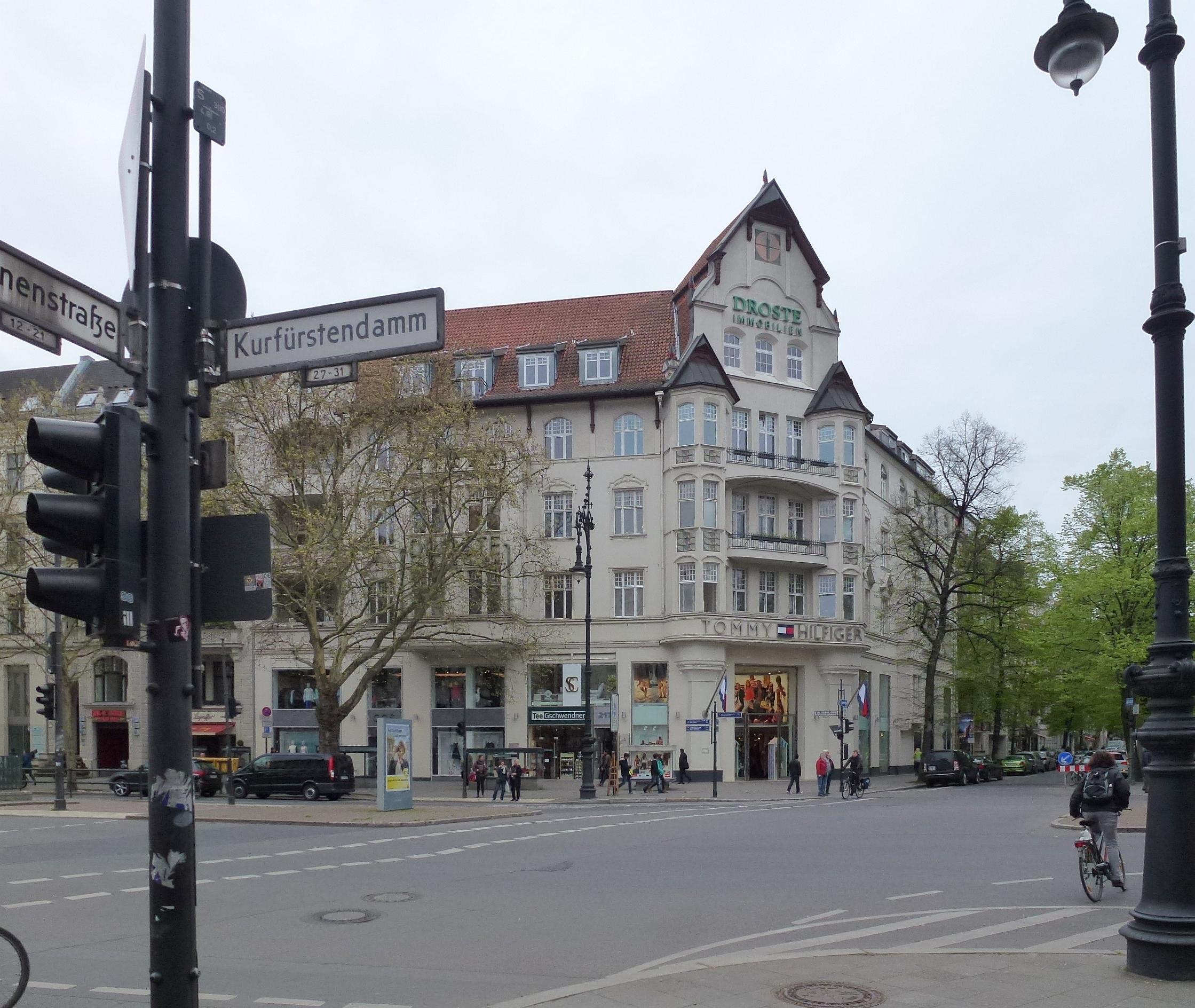 Fasanenstraße 1