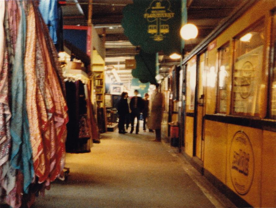 Flohmarkt berlin u bahn