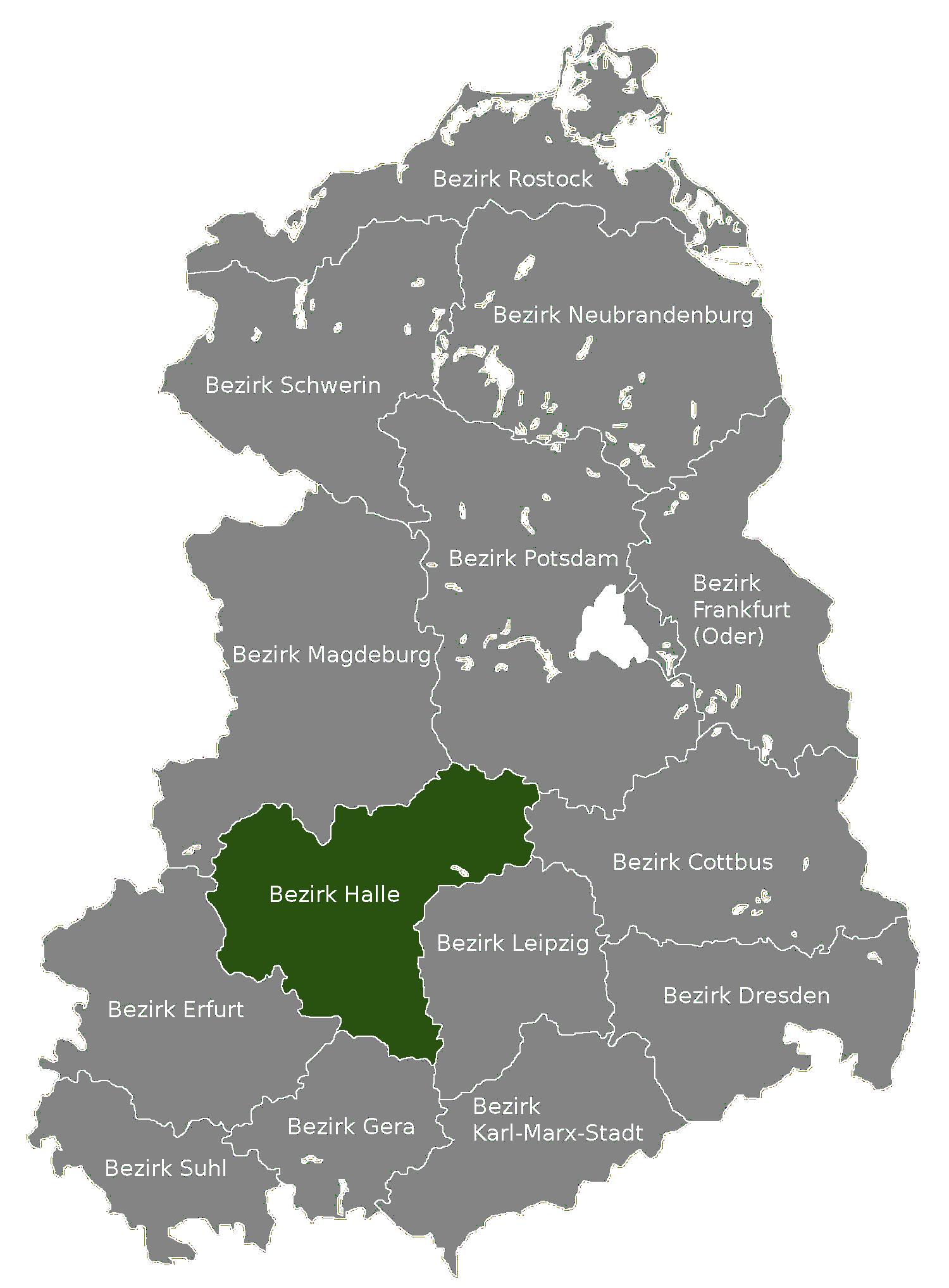 Halle (Bezirk)