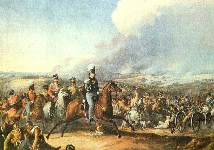 Auguste-Joseph Desarnod l'Ancien, La battaglia di Borodino