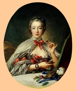 Madame de Pompadour, the courtesan whom the Mozarts met at Versailles, 1763-64 Boupomp3 2.jpg