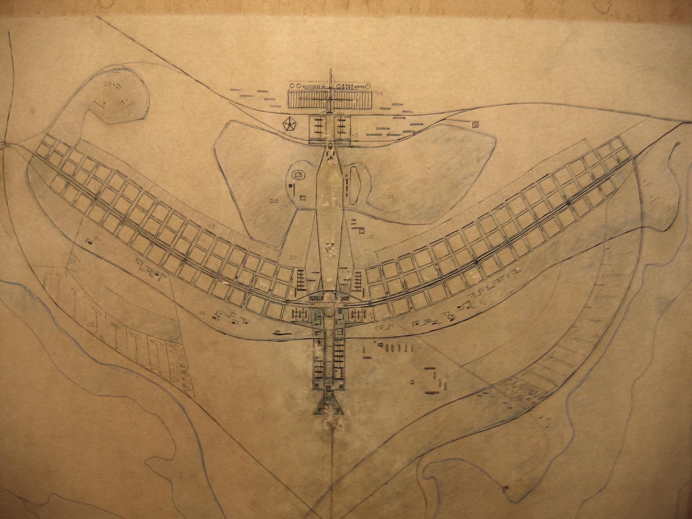 Brasilia Master Plan Brasília Pilot Plan