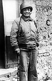 "Allen, Terry de la Mesa Sr, ""Terrible Terry"" - WW2 Gravestone Theodore Roosevelt Jr"