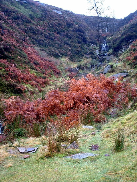 Brontë Waterfall - Wikipedia