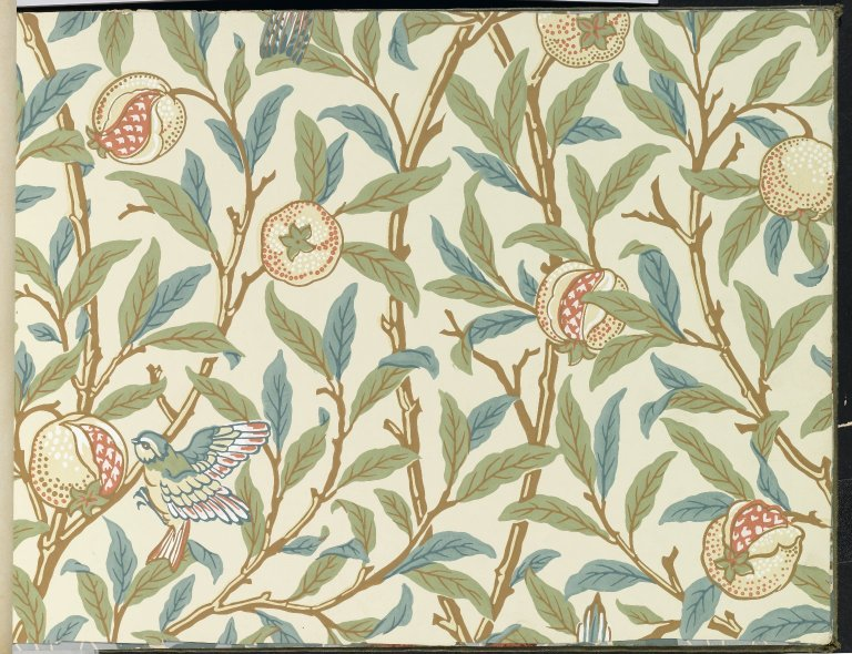 File:Brooklyn Museum  Wallpaper Sample Book 1  William Morris and Company  page062.jpg
