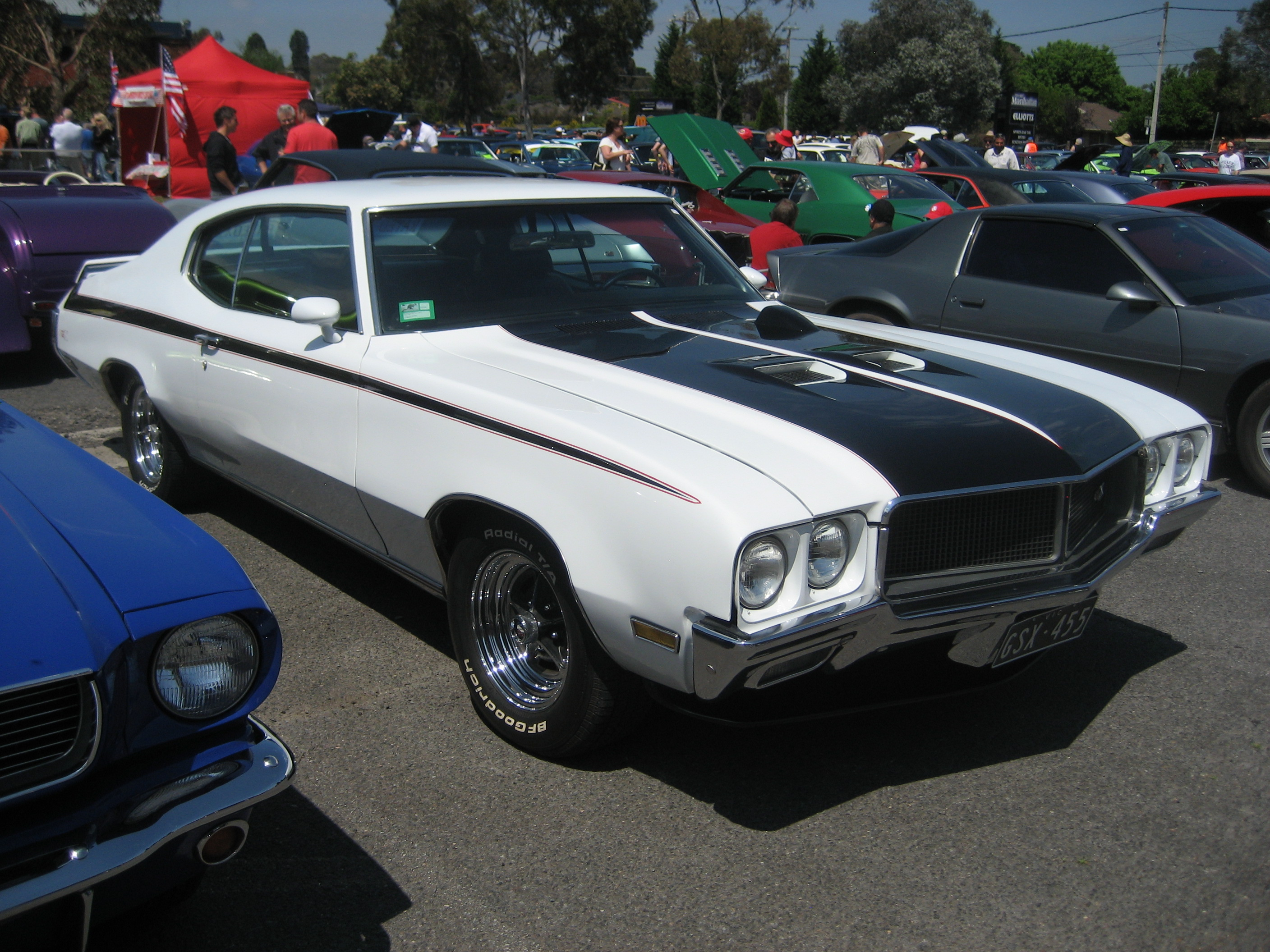 Int, bb v8, at, ps, pb, fact a Buick Skylark for Sale 1971
