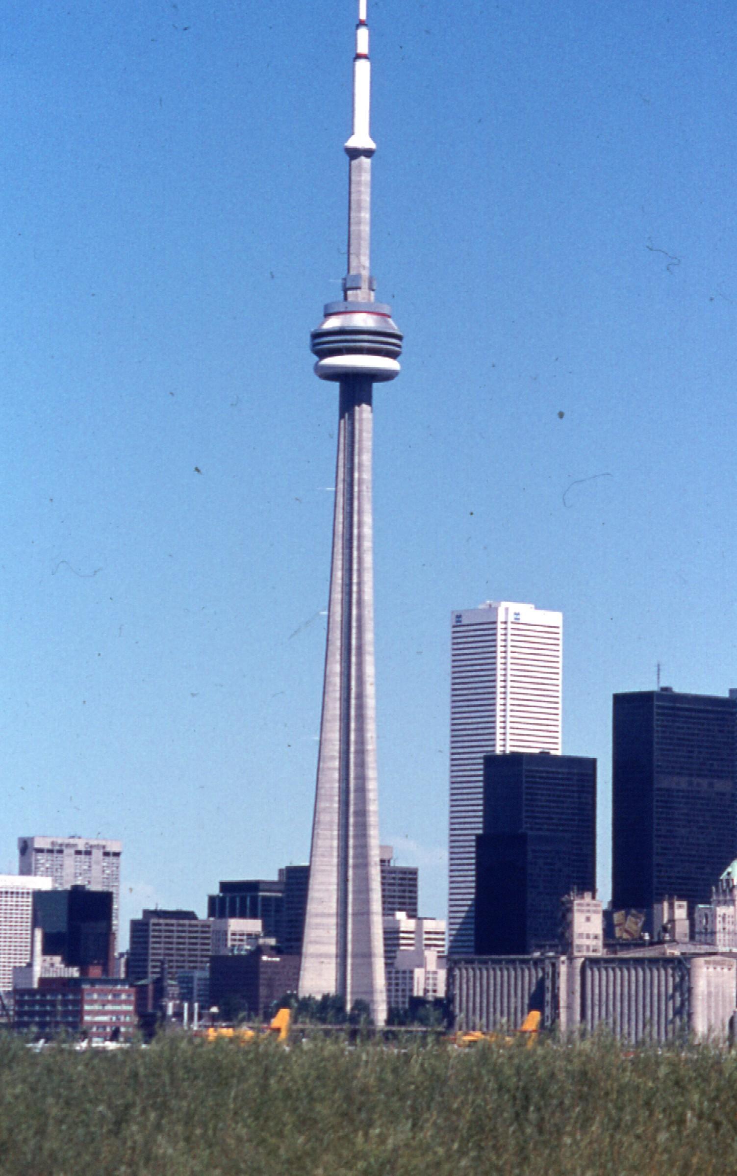 CN Tower em Toronto - Para Viagem