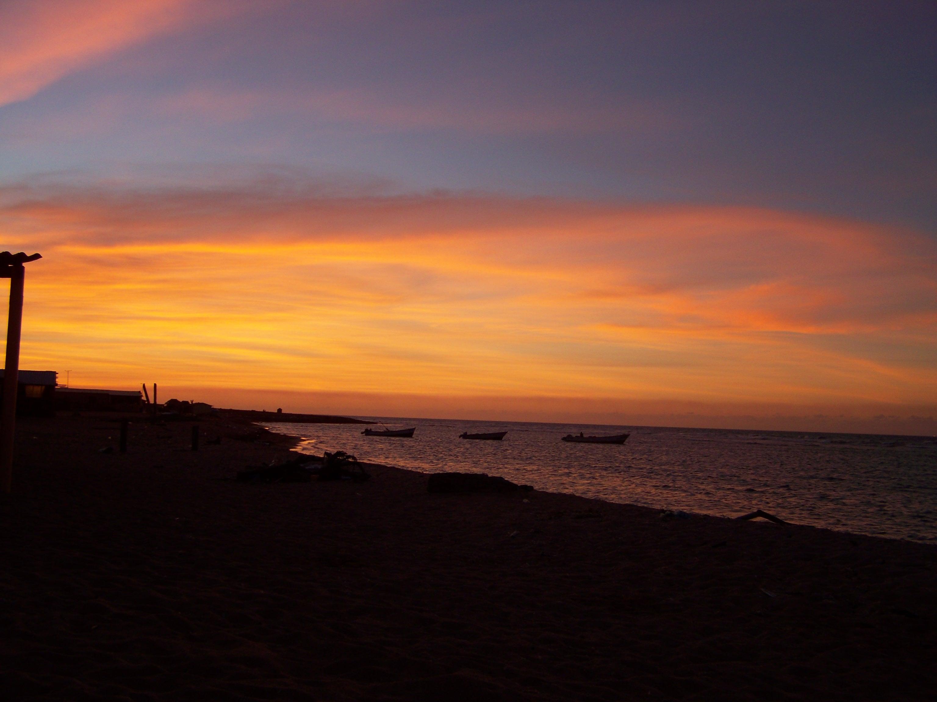 File cabo san rom n pen nsula de paraguana jpg wikimedia commons - Cabo san roman ...