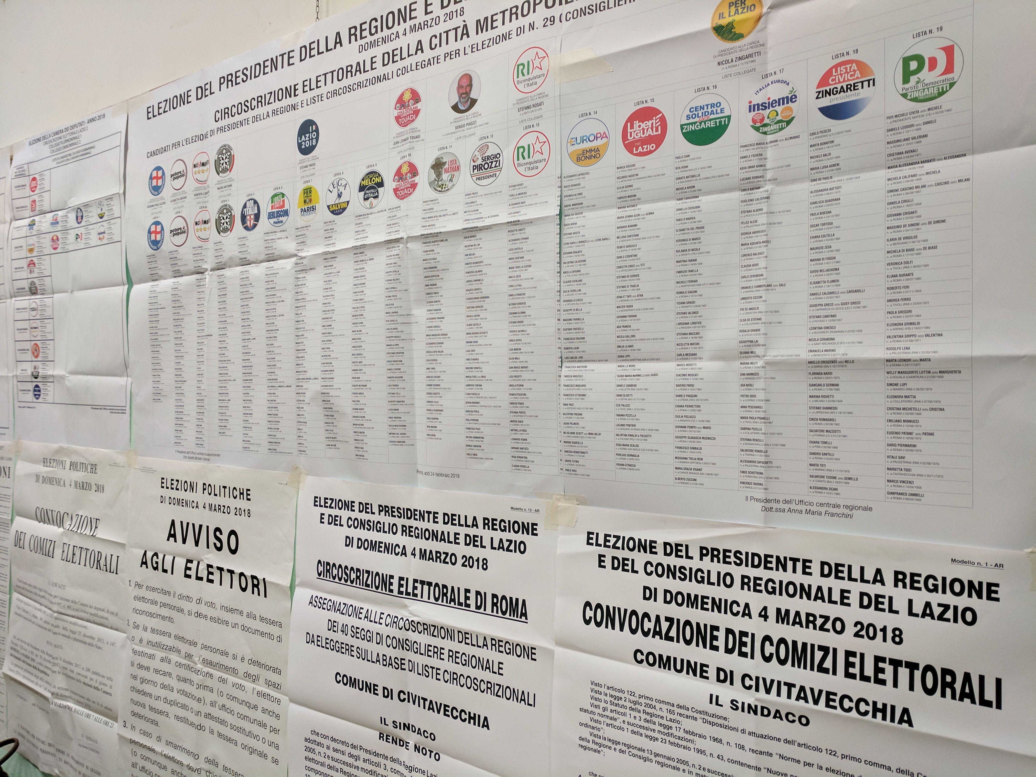 Vi municipio roma candidating