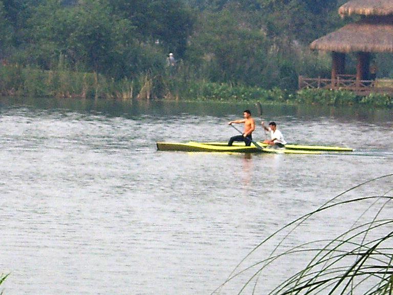 Sprint Canoe and Kayak