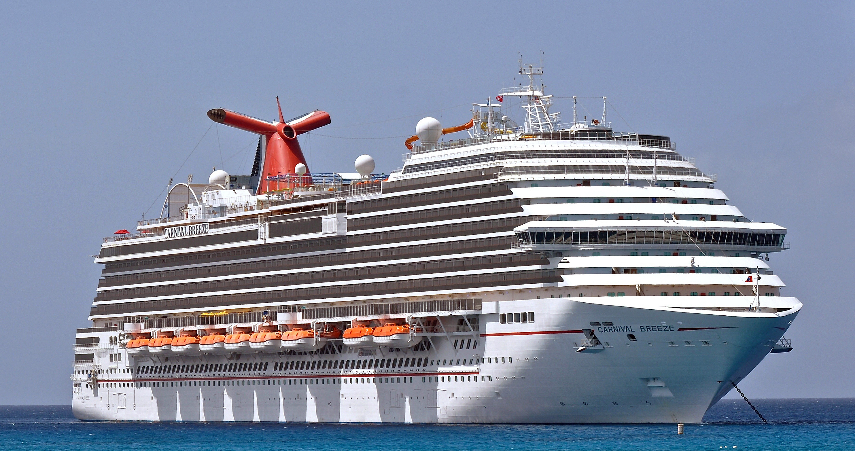 Download Cruise Ship Carnival Breeze Images