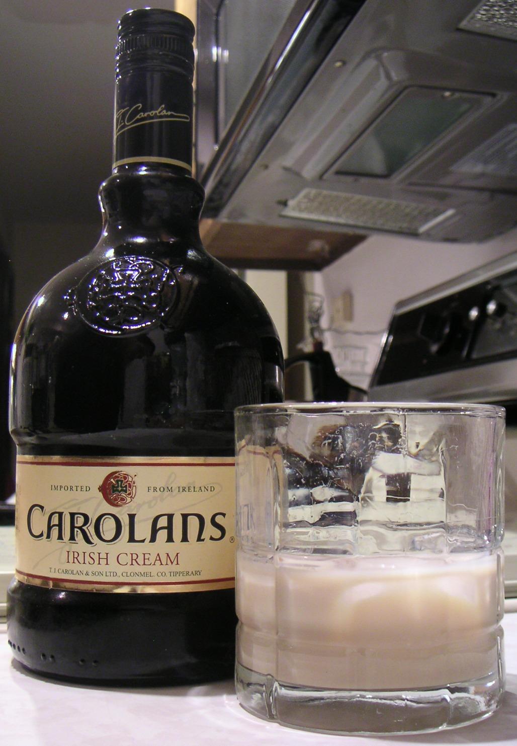 Крем-ликер или Irish Cream