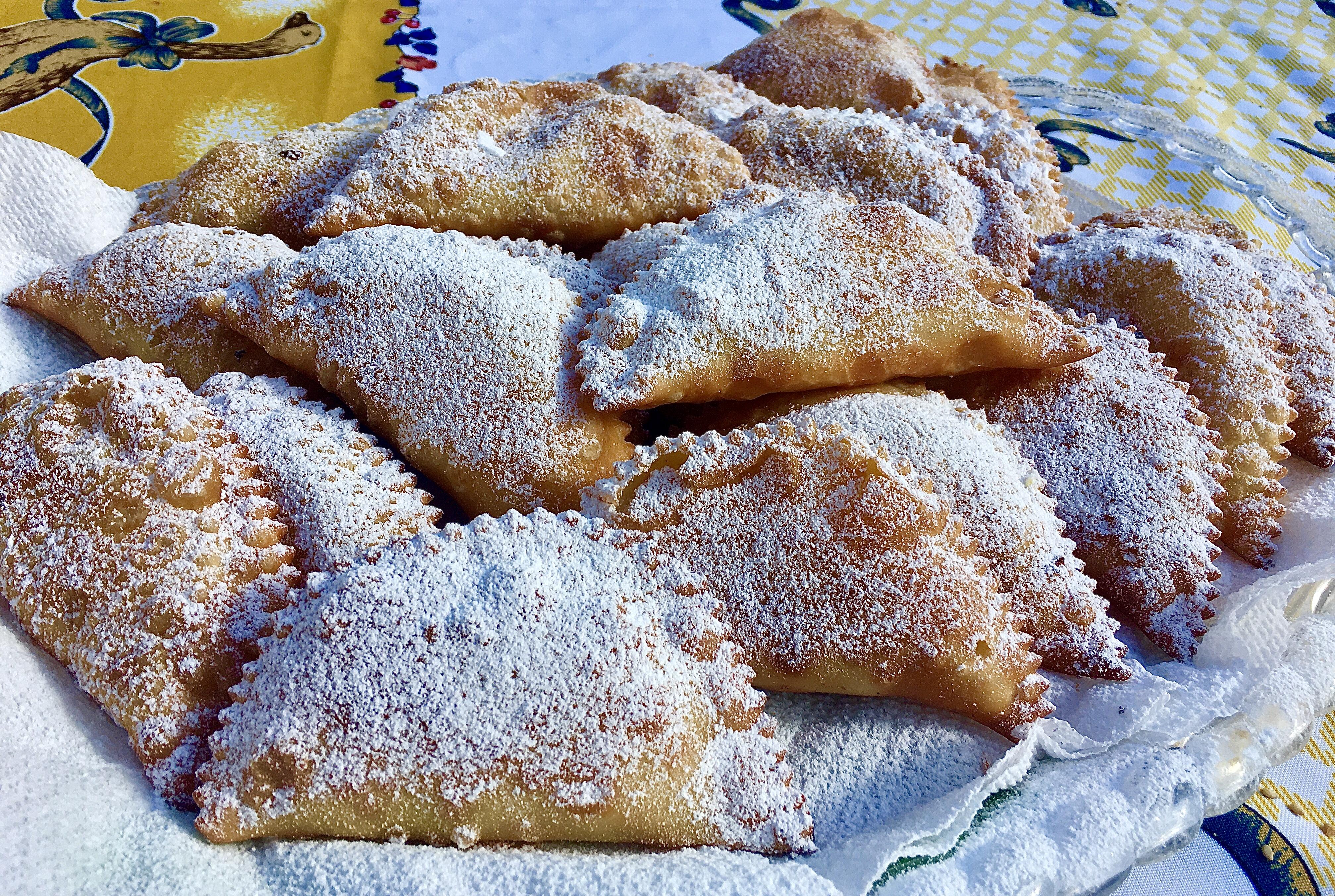 Ricetta Pasta Frolla Wikipedia.Cassatella Wikipedia