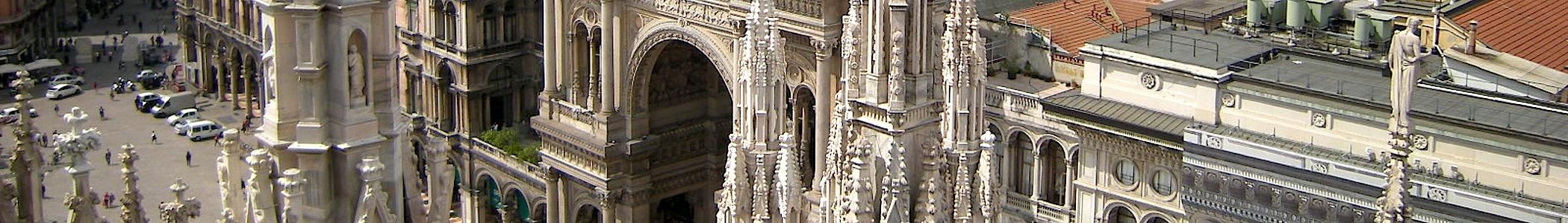 Centro storico di Milano - Wikivoyage, guida turistica di viaggio