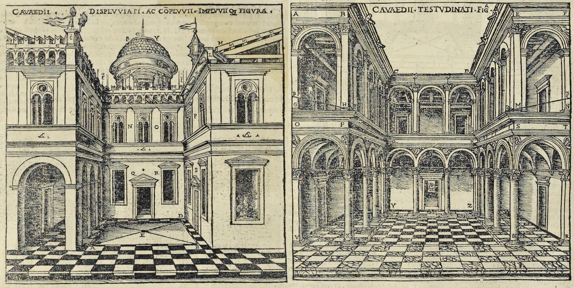 [Immagine: Cesariano_De_Architectura_VI_cavaedi.jpg]