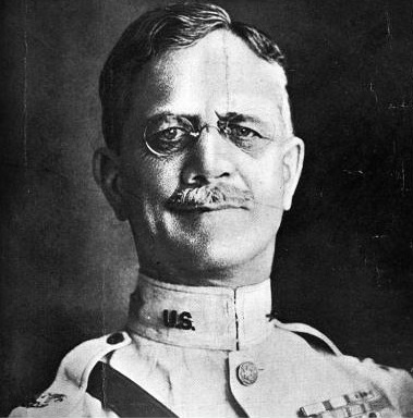 Colonel Charles D. Rhodes, 1922