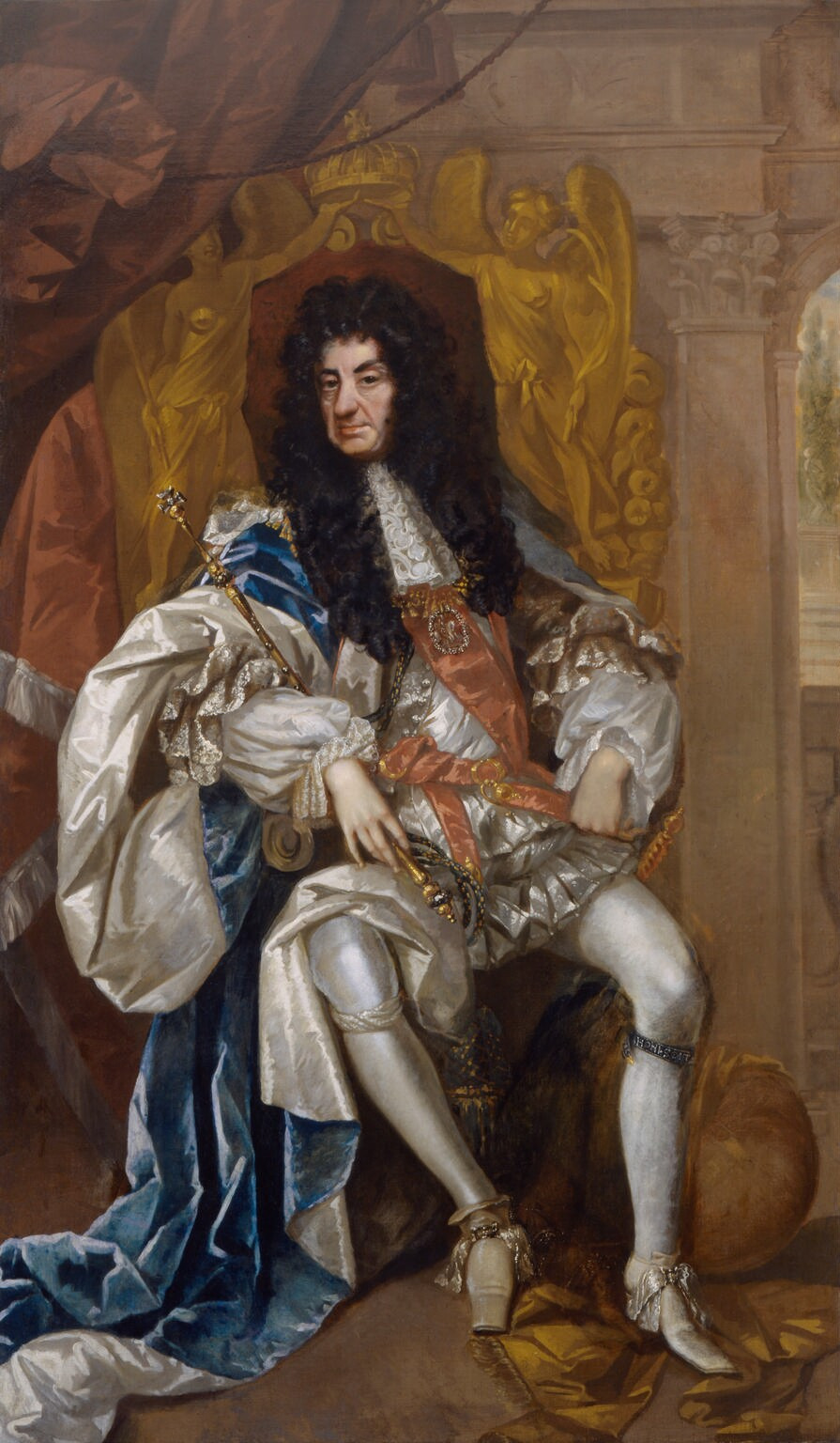 File:Charles II 1680 by Thomas Hawker.jpeg