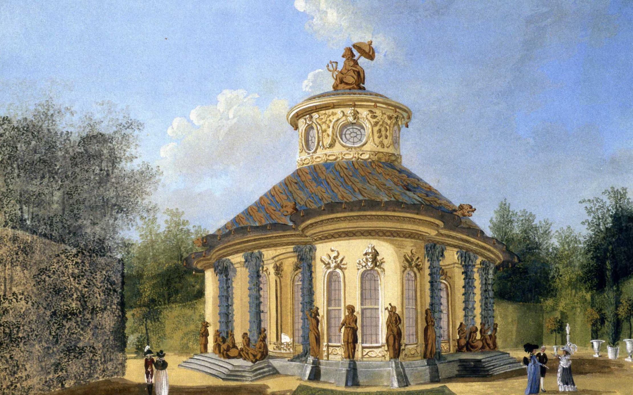 File:Chinesisches Teehaus zu Sanssouci (Nagel).jpg - Wikimedia Commons