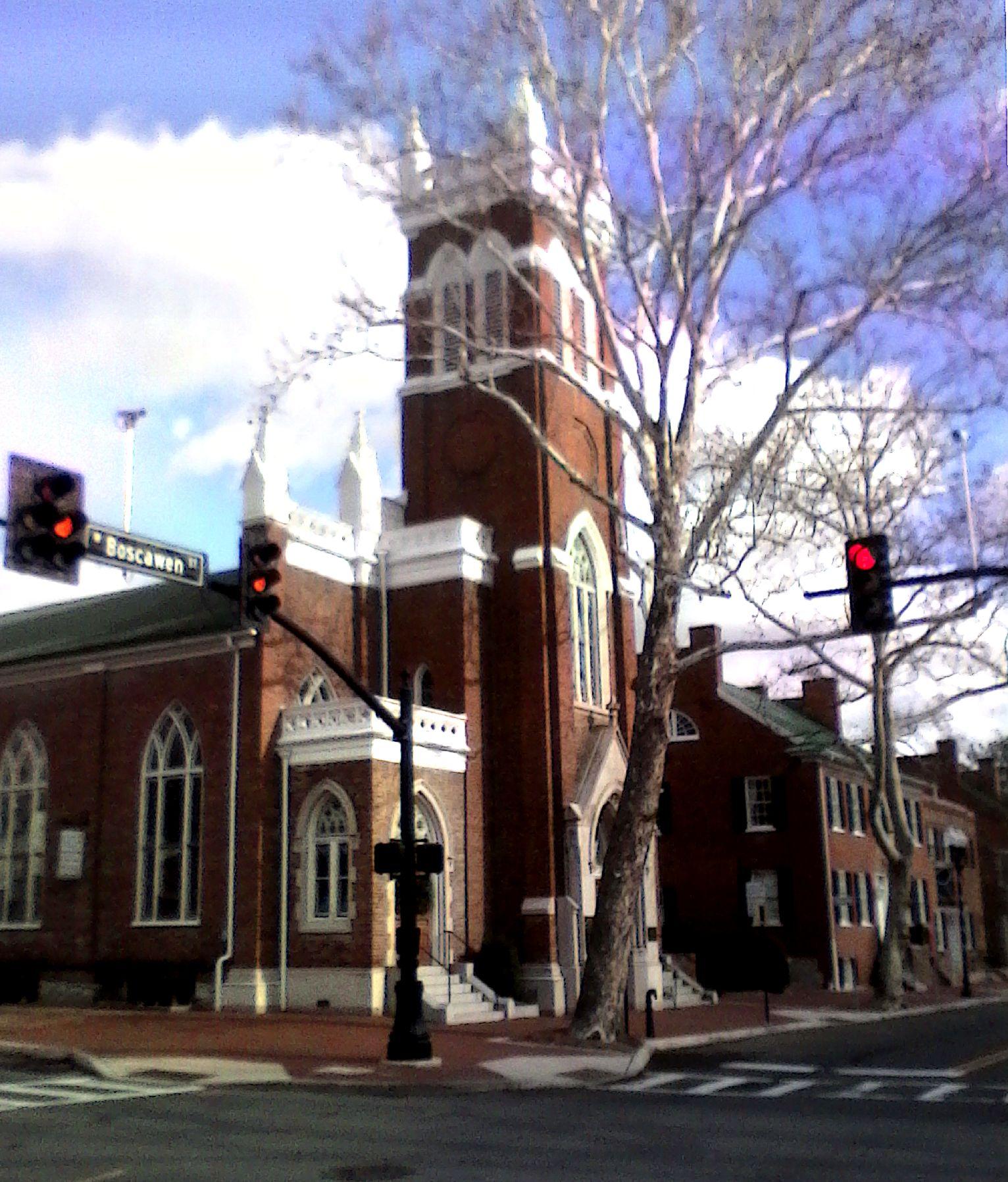 Christ Episcopal Church Winchester Virginia Wikipedia
