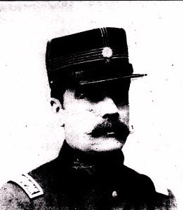 Isabelino Canaveris Uruguayan army officer