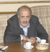 Maurizio Costanzo nel 2008