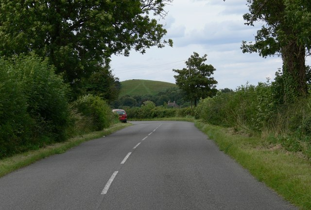 File:Croft Hill from Stanton Lane - geograph.org.uk - 511620.jpg