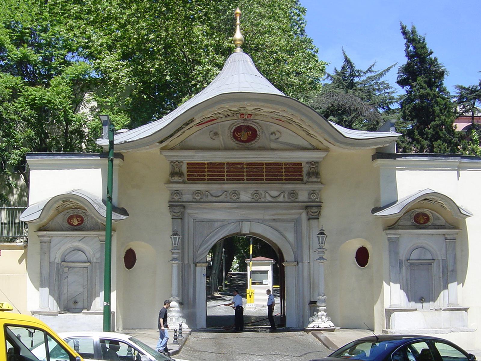 Ottoman america huffpost for Sublime porte