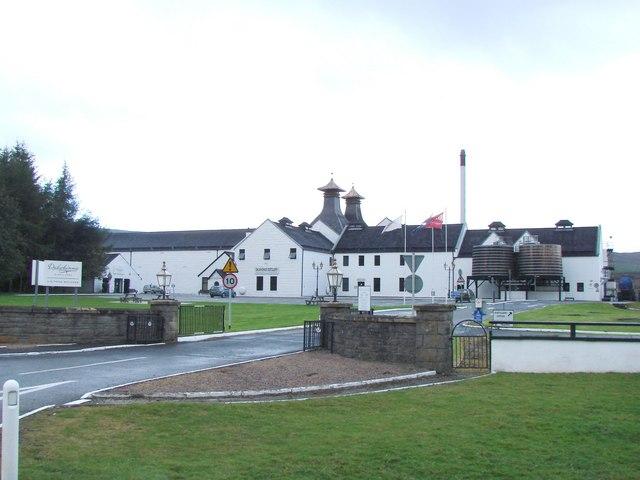 Bildresultat för dalwhinnie distillery