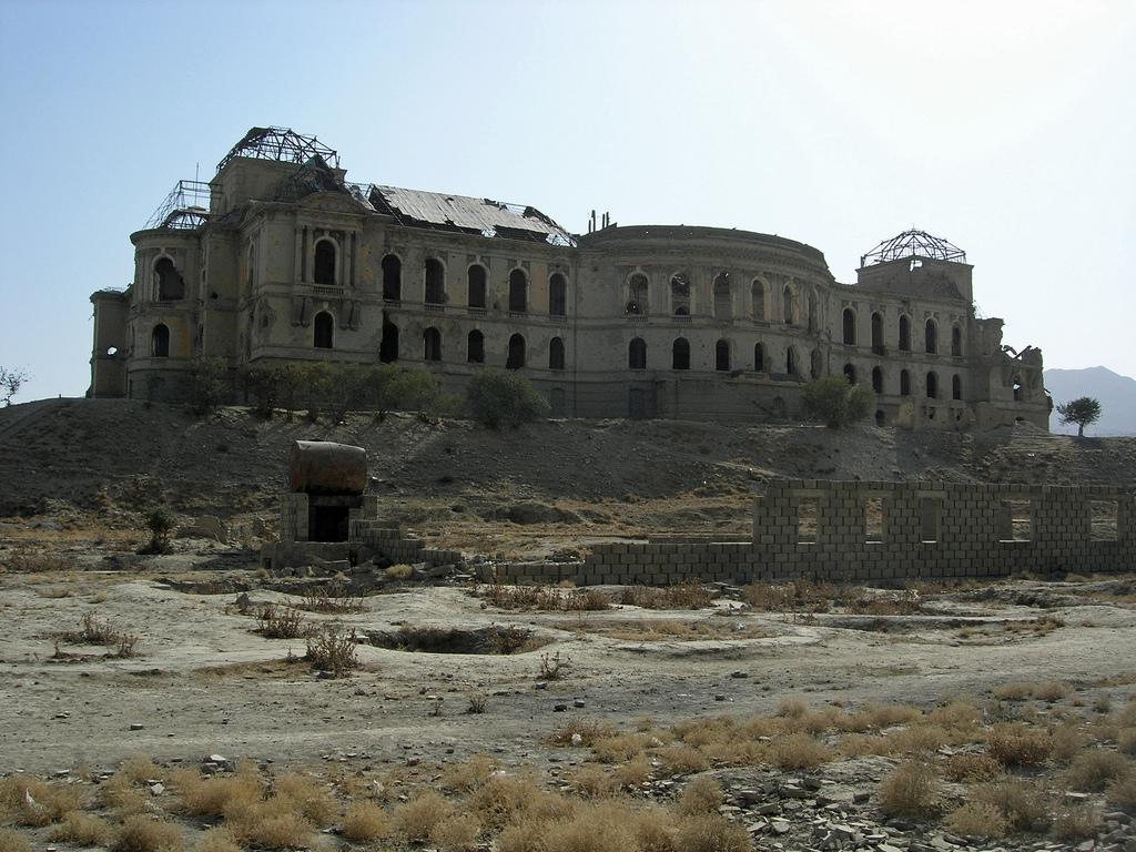 Darul Aman Palace Wikipedia