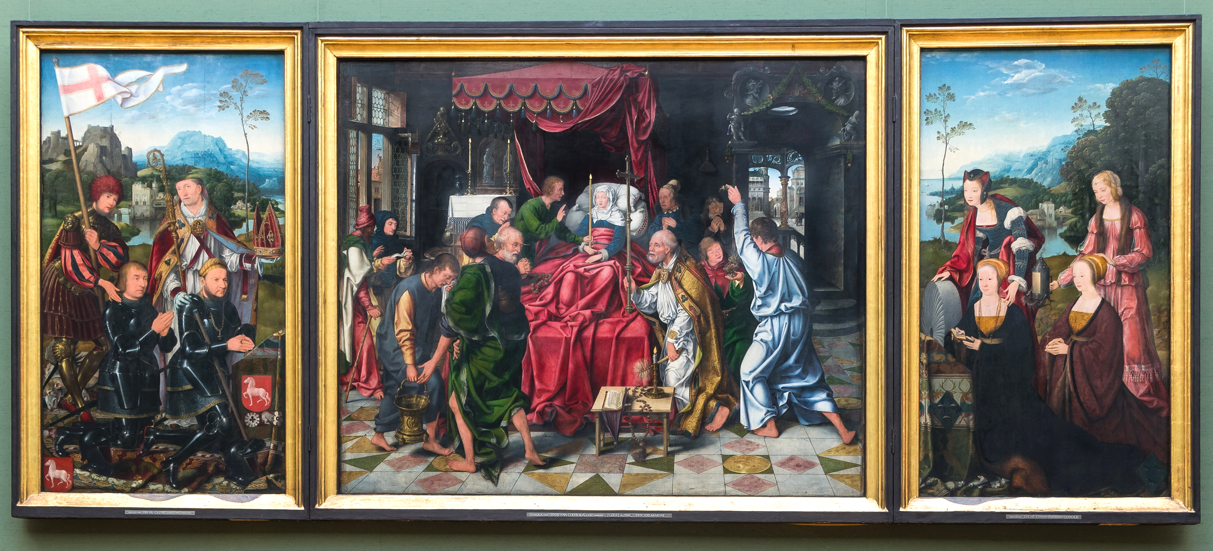 file death of mary joos van cleve the elder w a f 150 151 152