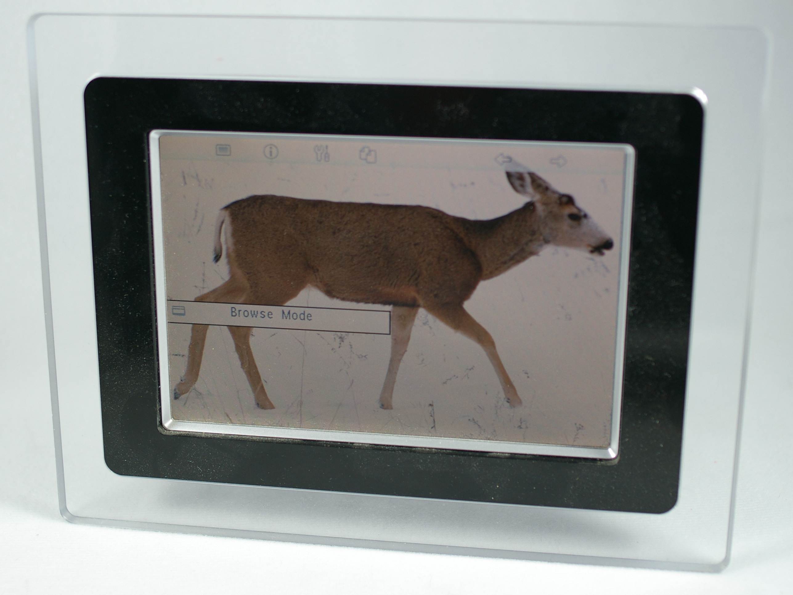 Digital Picture Frames - Picture Frame Sizes
