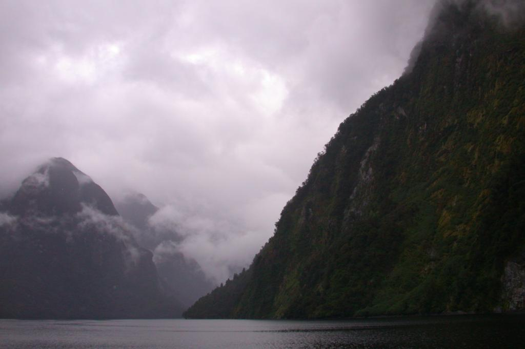 Doubtful Sound. Photo from Wikimedia Commons