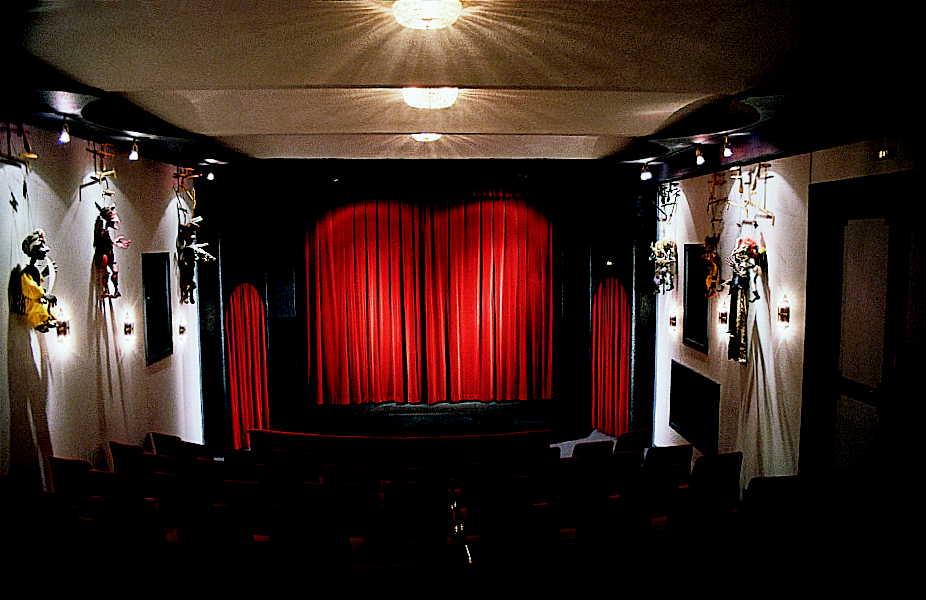 Takelgarn Theater Düsseldorf
