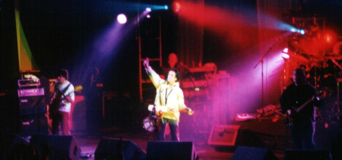 Marillion Tour In Usa