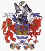Arms of City and County of Swansea Council