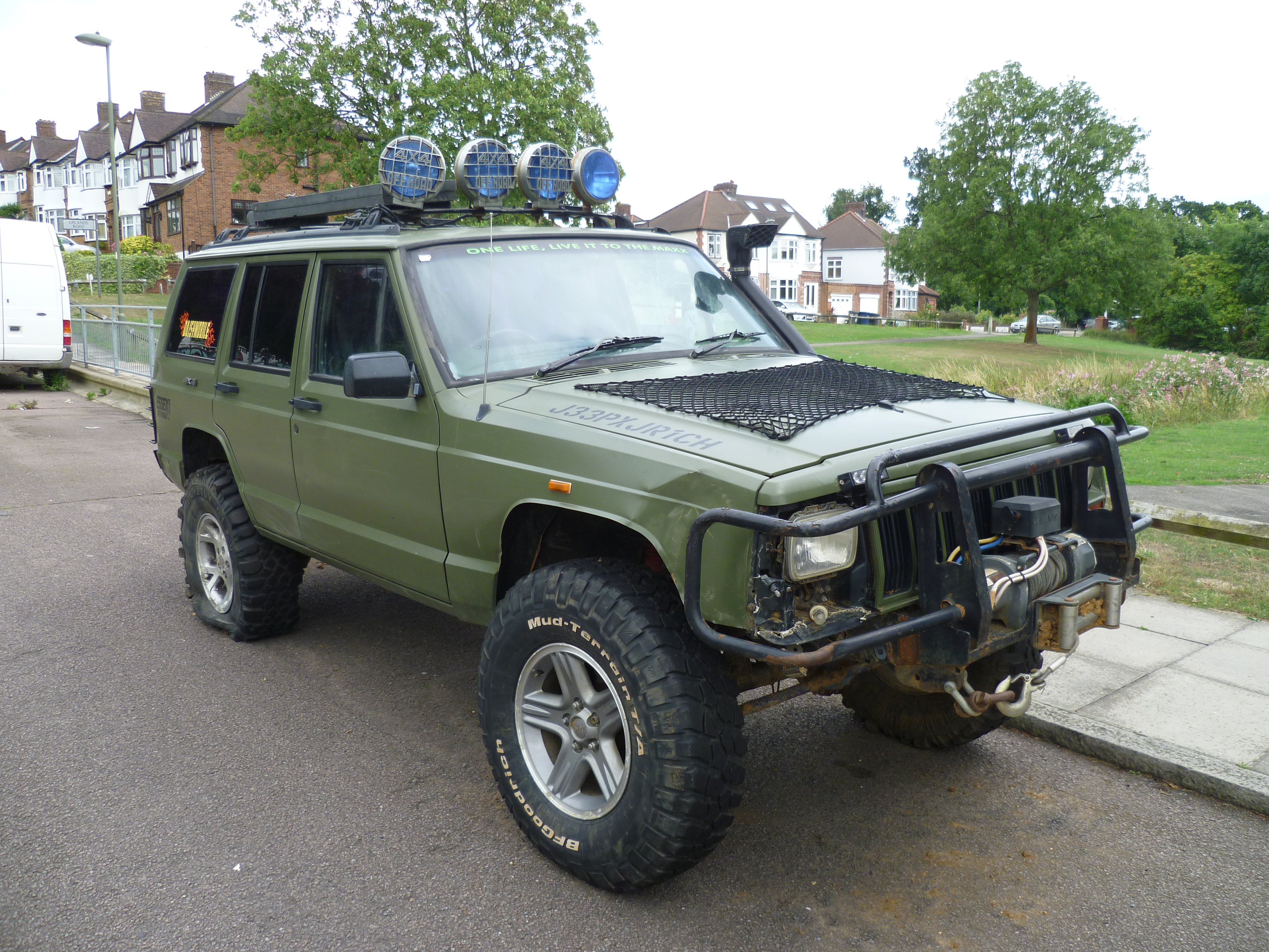 File:Essex Off Road vehicle 2 JPG - Wikimedia Commons