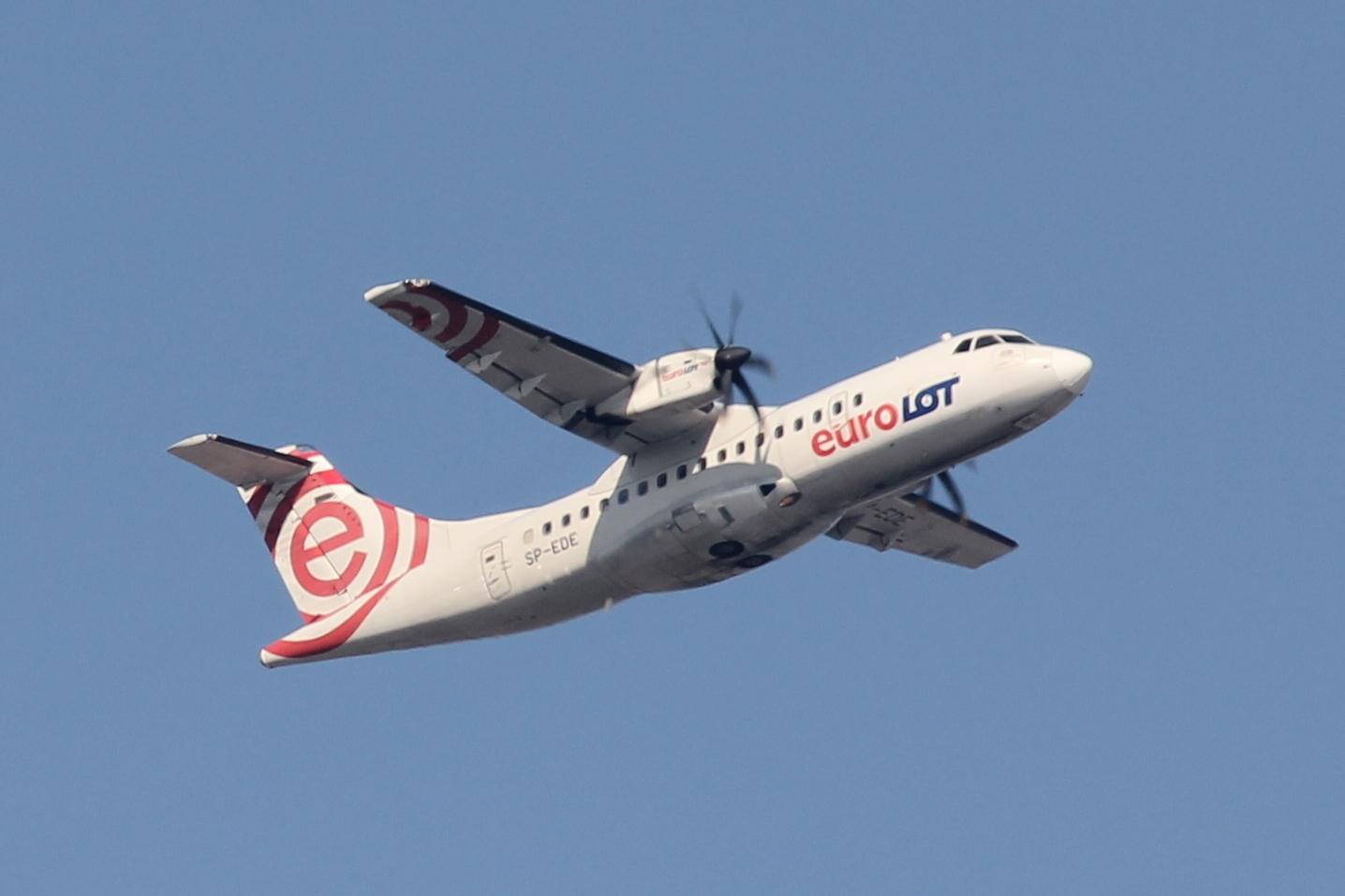 Compagnia aerea LOT euro (LOT) .2