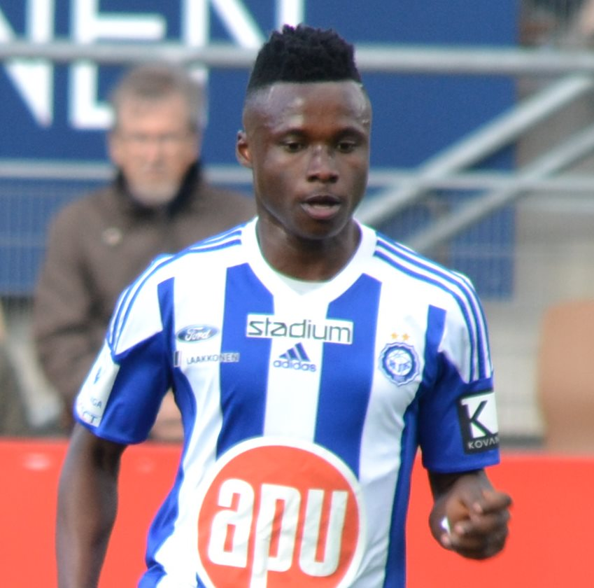 CAF U-23 Championship Qualifiers: HJK Helsinki midfielder Evans Mensah fifth foreign-based player to join Ghana camp
