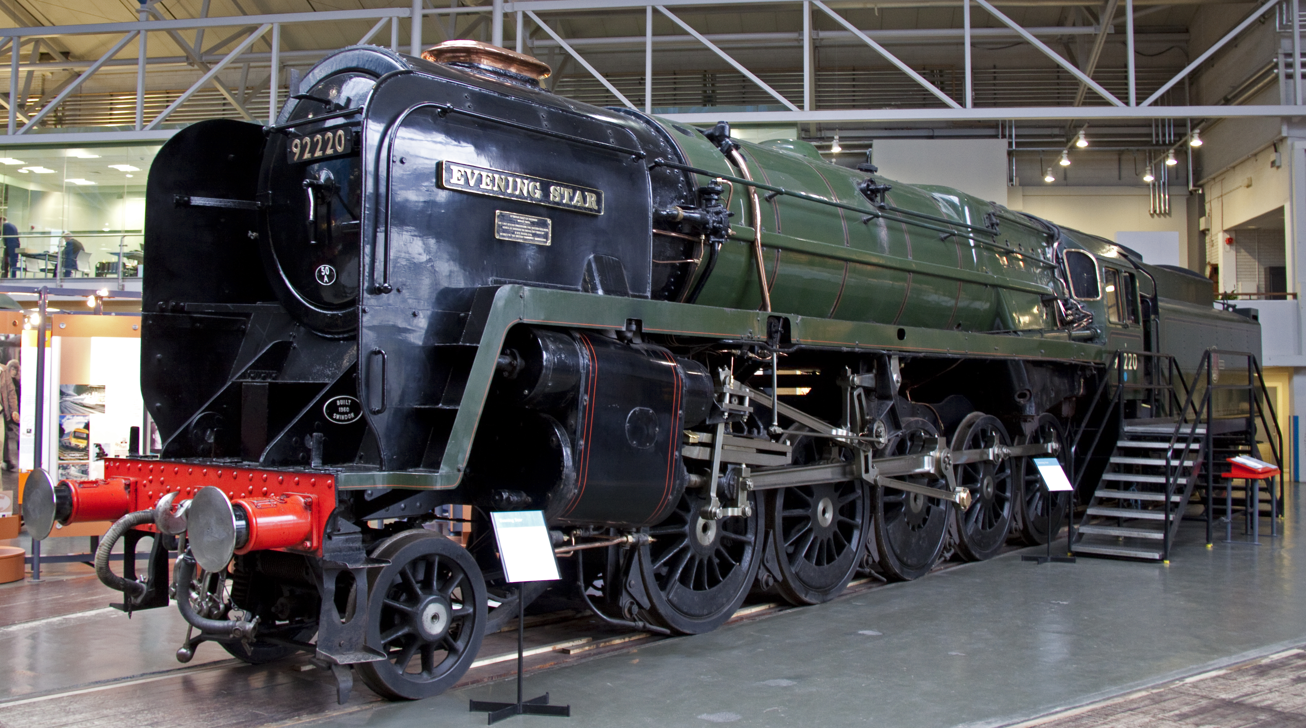 engine size location