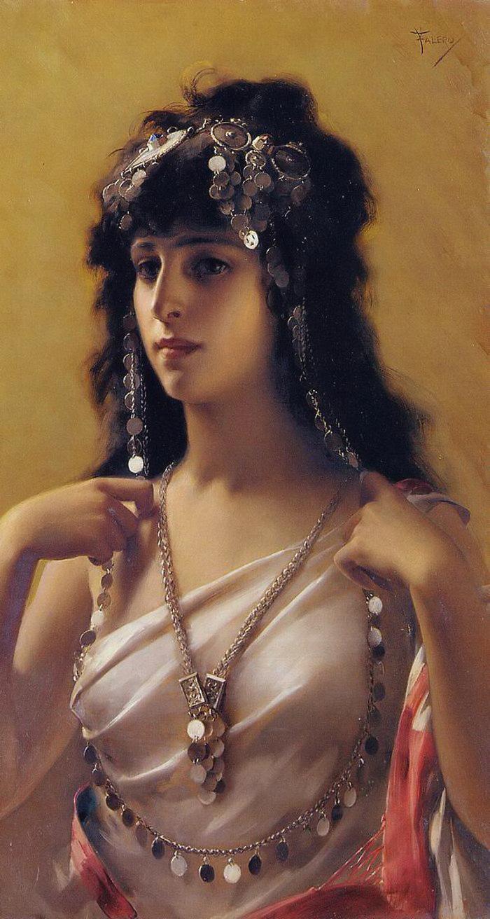 Falero Luis Riccardo An Oriental Beauty.jpg