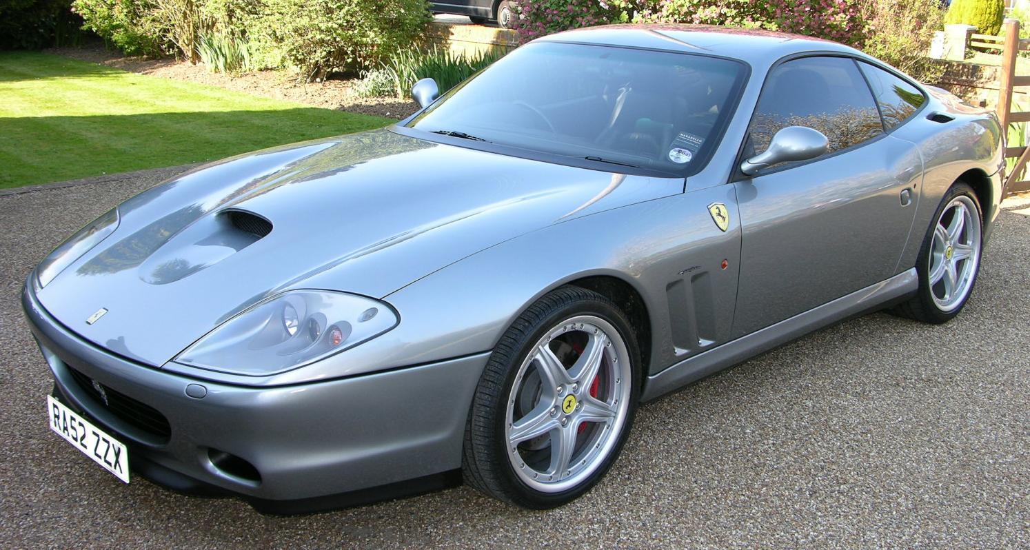 File:Ferrari 575 Maranello F1 - Flickr - The Car Spy (27).jpg ...
