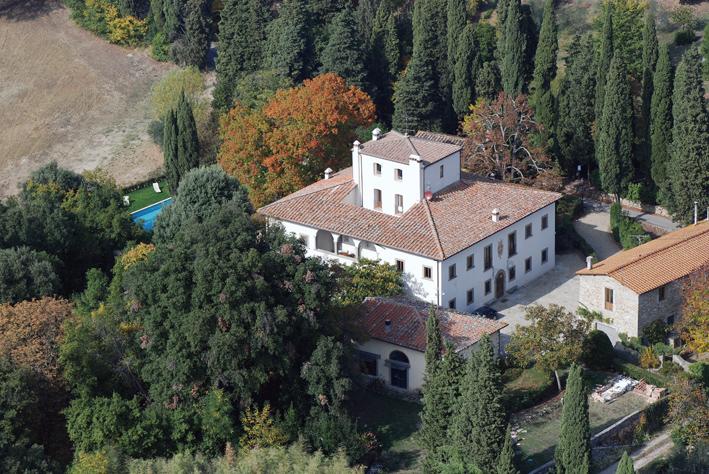 Villa di Masseto