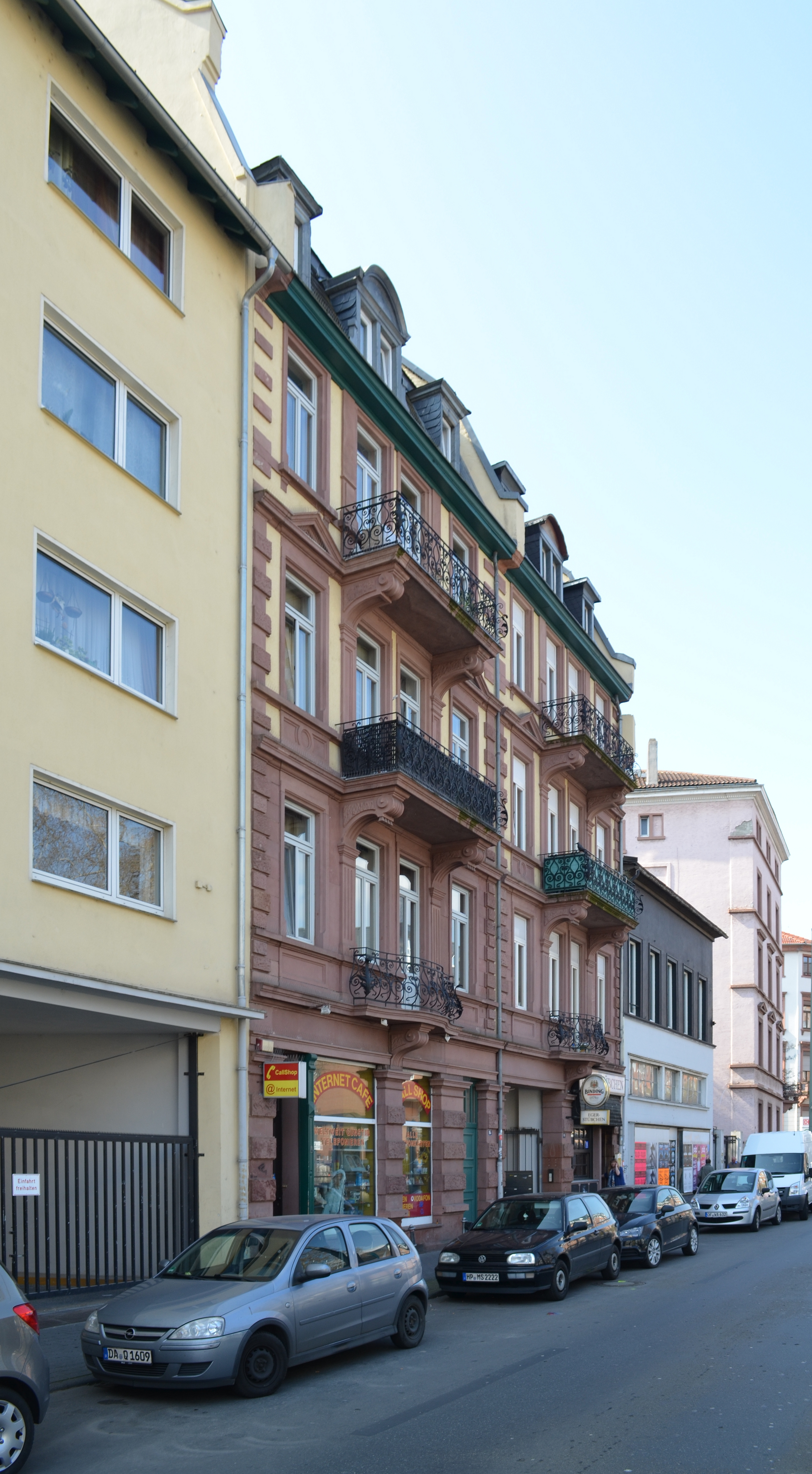 B Und B Hotel Frankfurt Hanauer Landstra Ef Bf Bde
